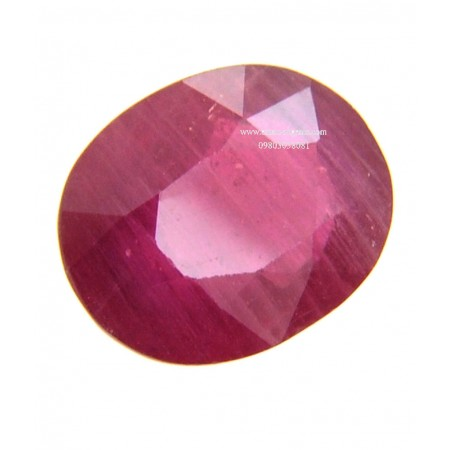 8 88ct igi gtl certified ovel mixed cut new burma ruby gemstone